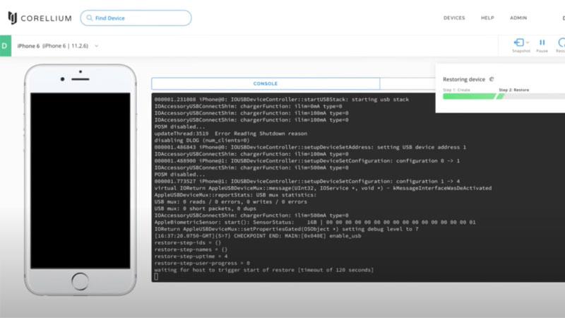 best ios emulator for windows 10 and mac