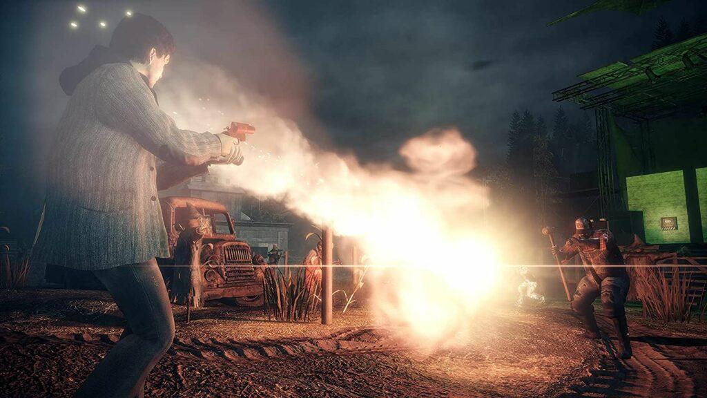 Alan Wake Remastered Screenshots
